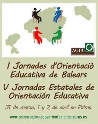 I JORNADES DE ORIENTACIÓ DE BALEARS