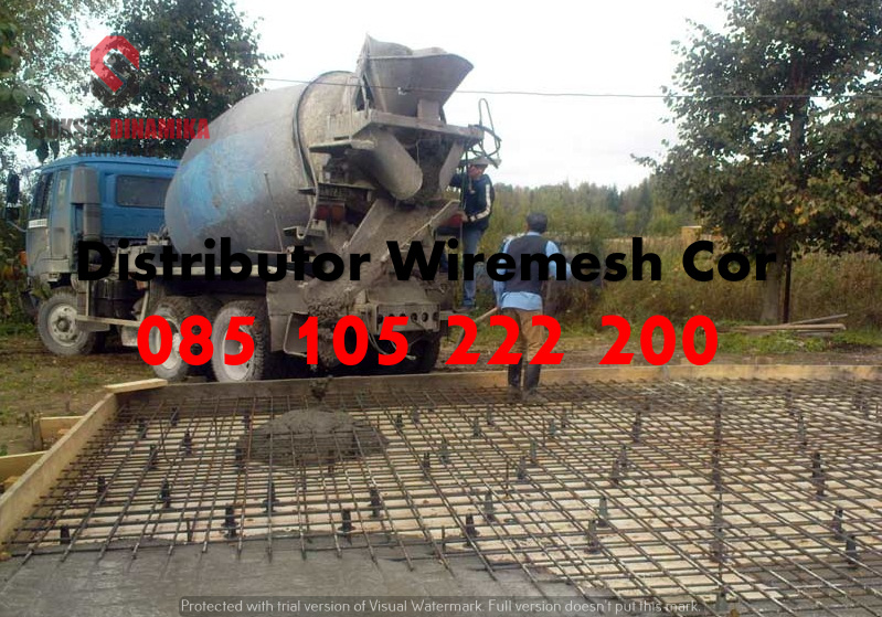 Distributor Wiremesh Untuk Dak Kirim ke Sidoarjo Jawa Timur