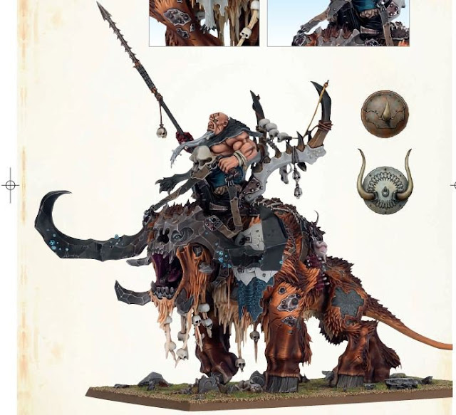 Ogre Monster Cavalry photo
