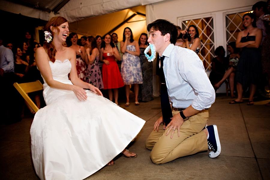 Detroit Michigan Wedding Planner Blog Garter Toss Fun