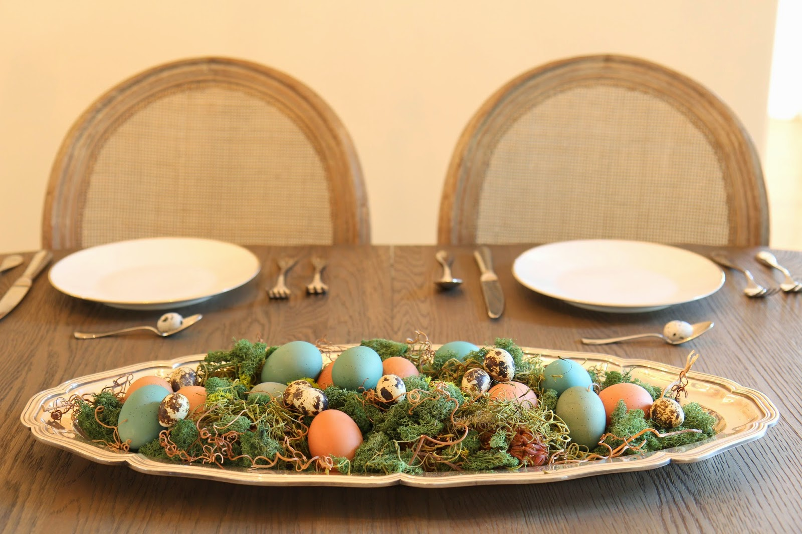 Easter Eggs to Eat; Easter Eggstravaganza; Nora's Nest
