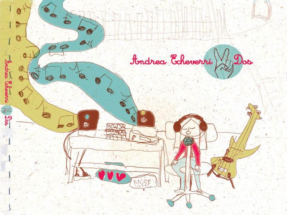 Dos Álbum De Andrea Echeverri