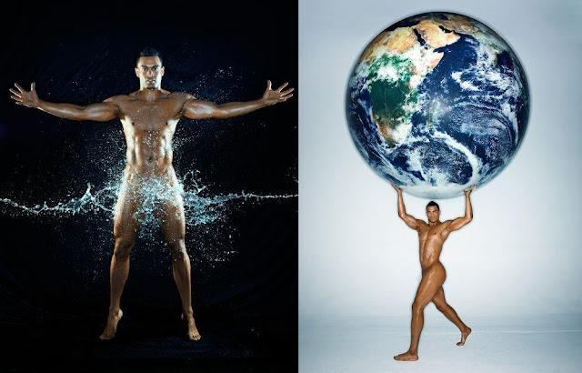 Giancarlo Stanton Espn Body Issue Galerías | ESPN M...