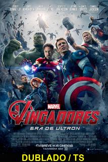 Assistir Vingadores: Era de Ultron Dublado