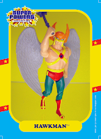 Super Powers Collection Hawkman Action Figure by Kenner Superman Super Powers Collection Figure Clark Kent Kenner Mattycollector DC Universe Classics Unlimited Man of Steel Toys Movie Masters polymerphelia GeekSummit