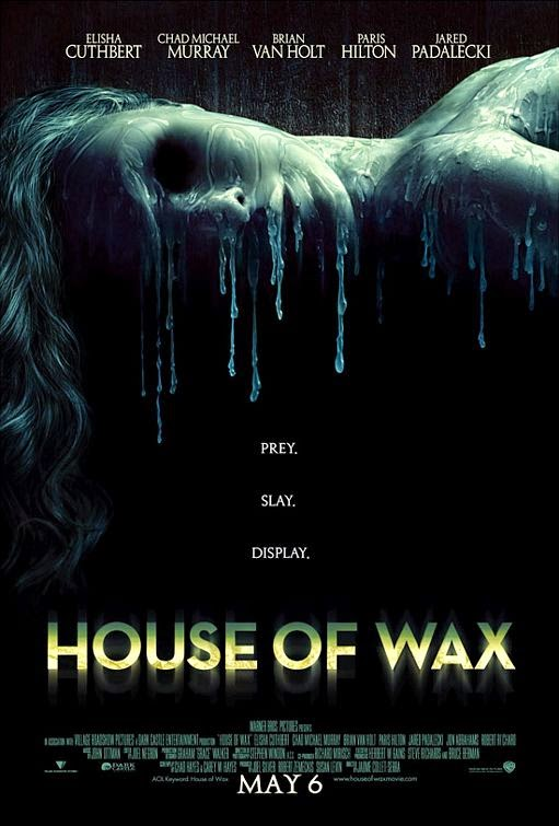 La casa de cera (House of Wax) ()