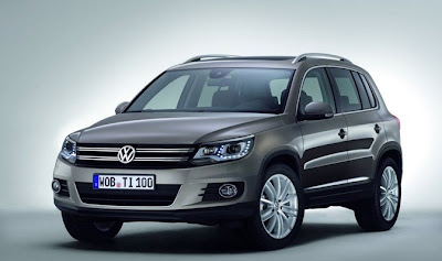 2012 VW Tiguan Owners Manual