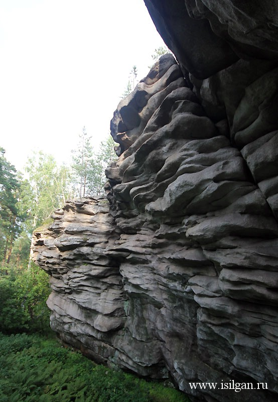 Гора Аракуль (Шихан). Челябинская область