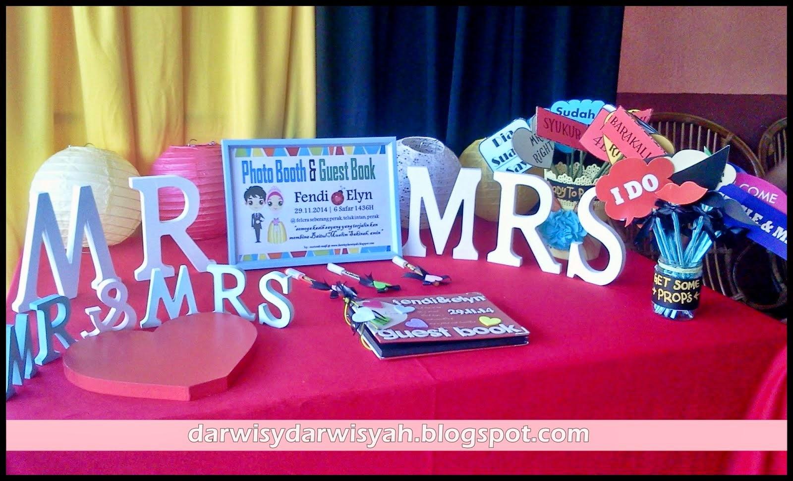 Majlis Raikan Cinta Fendi & Elyn | 28/11/2014 @ Felcra Seberang Perak, Teluk Intan, Perak