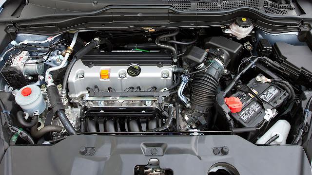 2012 Honda CR-V engine
