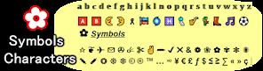 ✿ Symbols