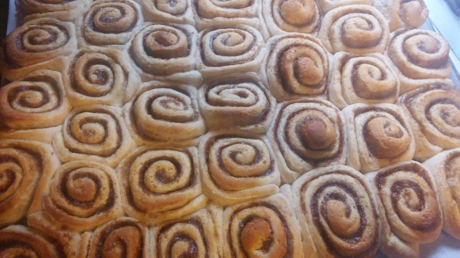 These Cinnamon Rolls Have Every Bit Of Flavor As The Larger Version Just Shrinked A Bit They Are Just As Sinful But Without All The Guilt