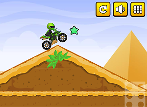 Motorcycles Trial Evolution