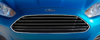 2014 Ford Fiesta grille