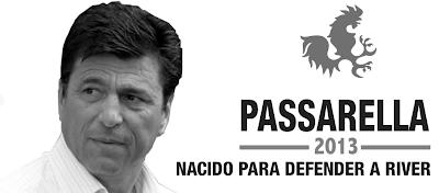 Passarella, Passarella 2013, candidato, Caselli, D'Onofrio, Elecciones 2013, Elecciones River Plate, River, River Plate