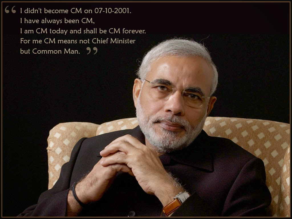 BJP Leader Narendra modi quote photo and wallpaper or image