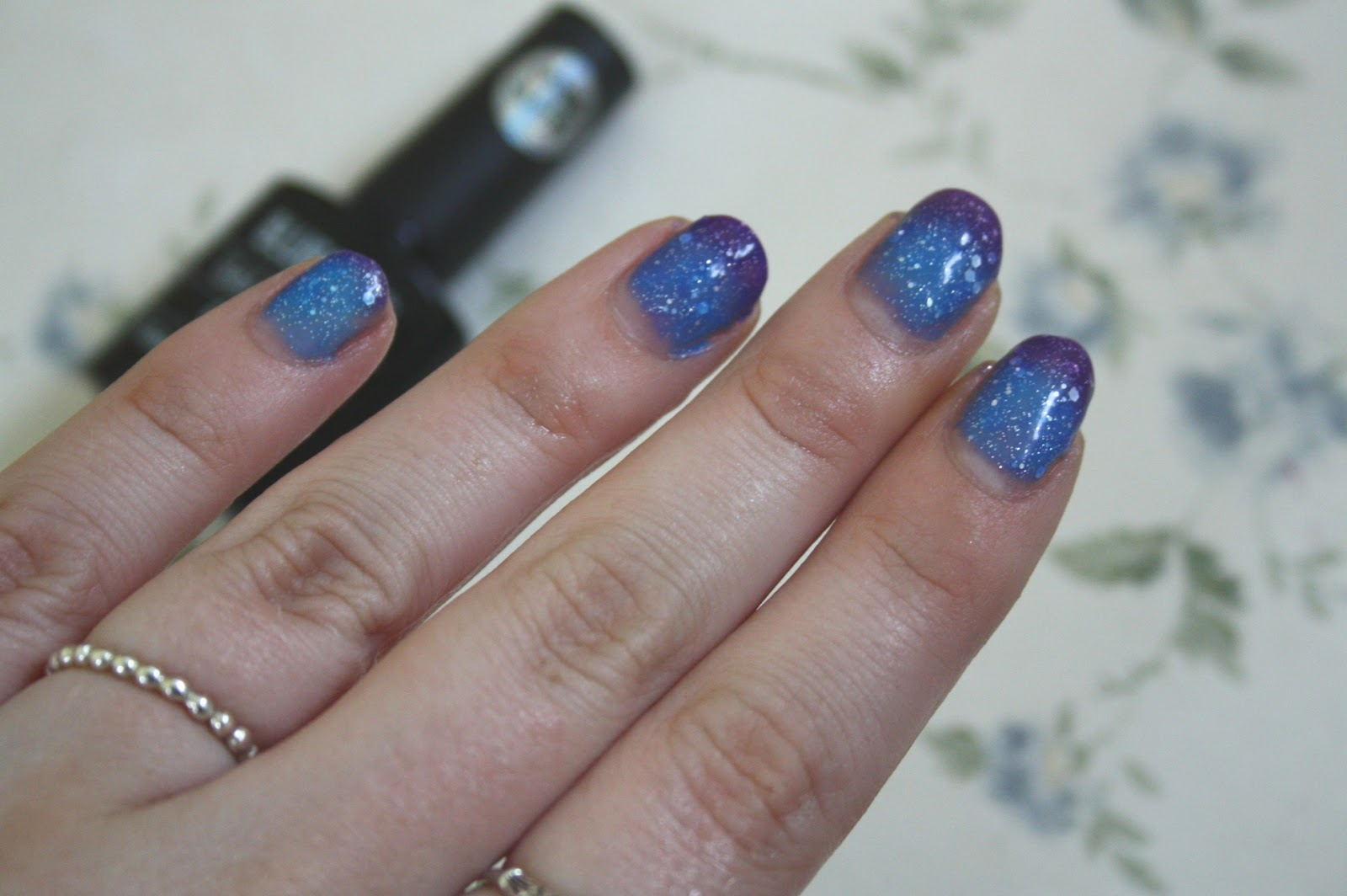 Beauty and Lifestyle Blog: Colour Changing Nails | Bluesky Gel ...
