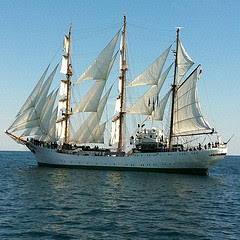 Colombian Tallship Gloria