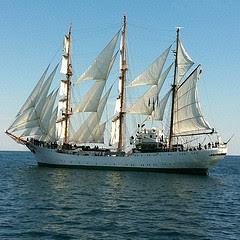 Colombian Tallship Gloria