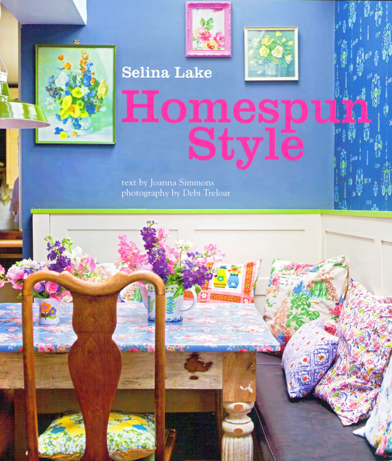 Change of plan!!! homespun style book party