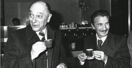 Edmondo Bernacca e Andrea Baroni