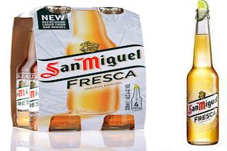 San Miguel Fresca Cerveza