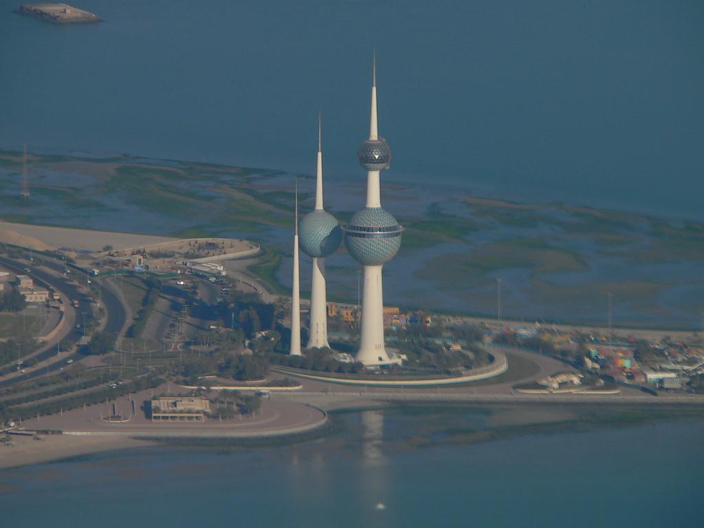 بالصور: أبراج الكويت وتاريخها وفن العمارة الإسلامية