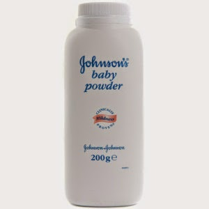 Talcum Powder- (Johnson & Johnson. Inc.)