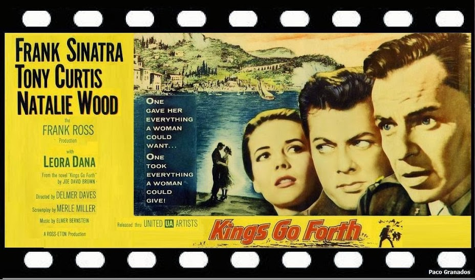 KINGS GO FORTH (1958) WEB SITE