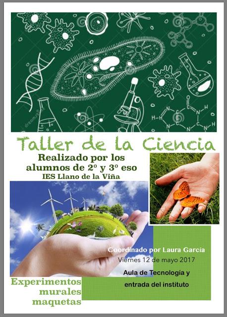 TALLER DE LA CIENCIA