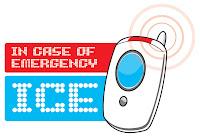 """Skrót ICE (In Case of Emergency) oznacza """"w razie wypadku""""."""