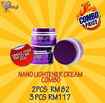 NANO LIGHTENER CREAM