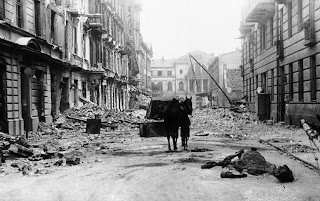 Warsaw , Poland 1940