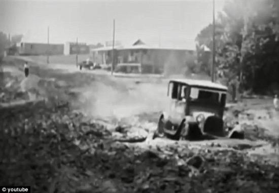 El 4x4 de Dodge Brothers en acción