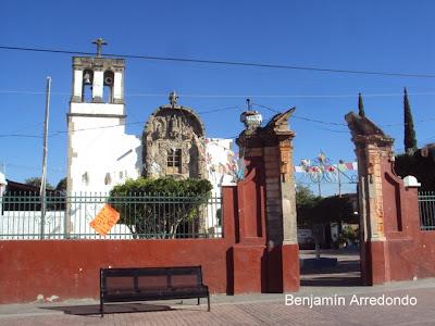 El se or del hospital la cruz atrial del templo de for Villas 400 salamanca