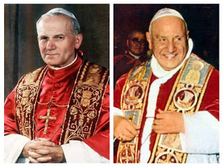 """Sobre as """"Canonizações"""" da Igreja Conciliar"""