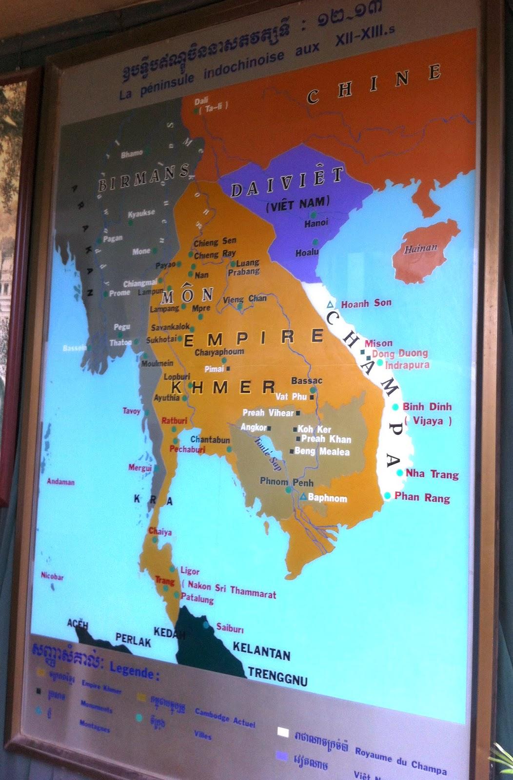 Lịch sử hình thành của miền nam Việt Nam