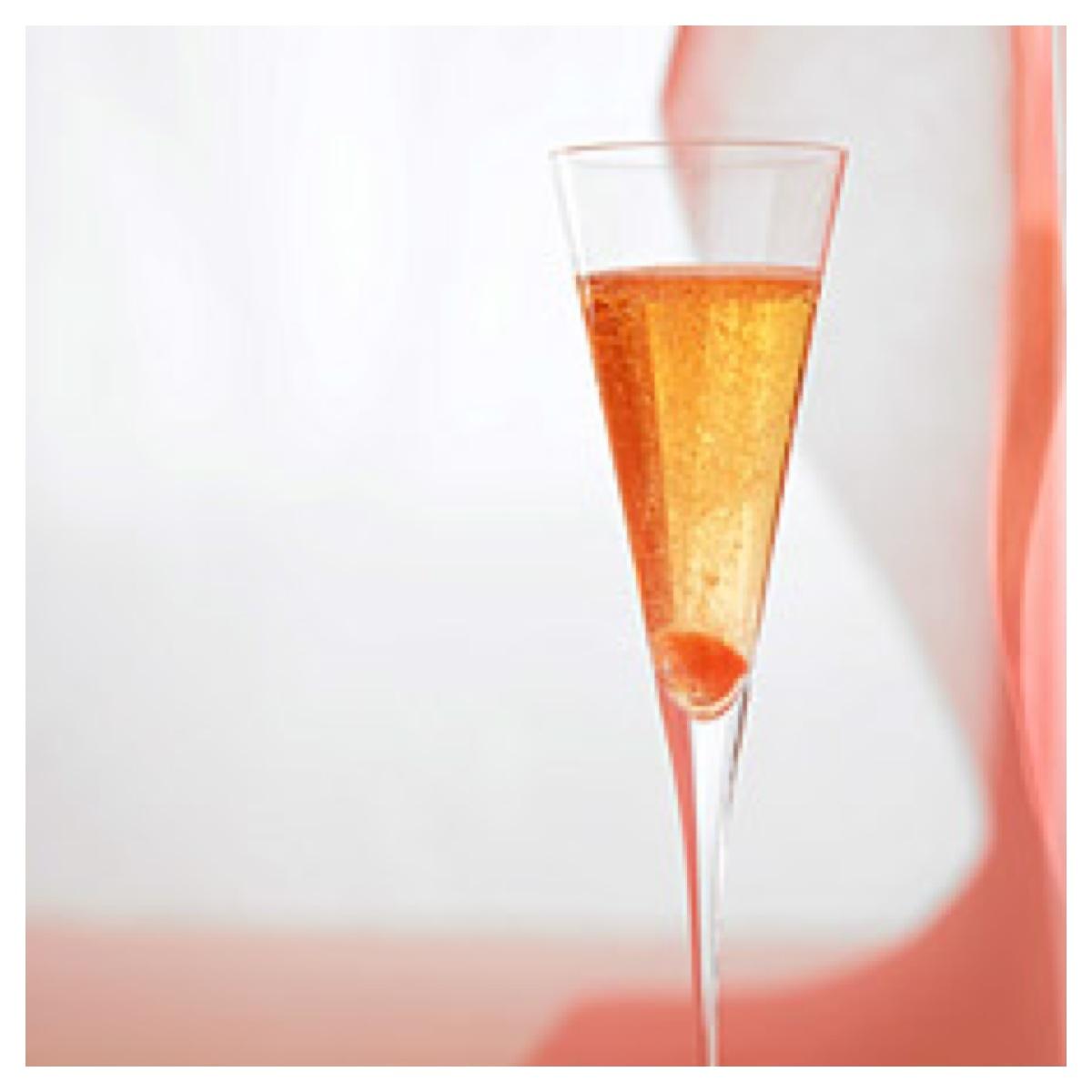 il mondo on the rocks cocktails a base di champagne o di spumante. Black Bedroom Furniture Sets. Home Design Ideas