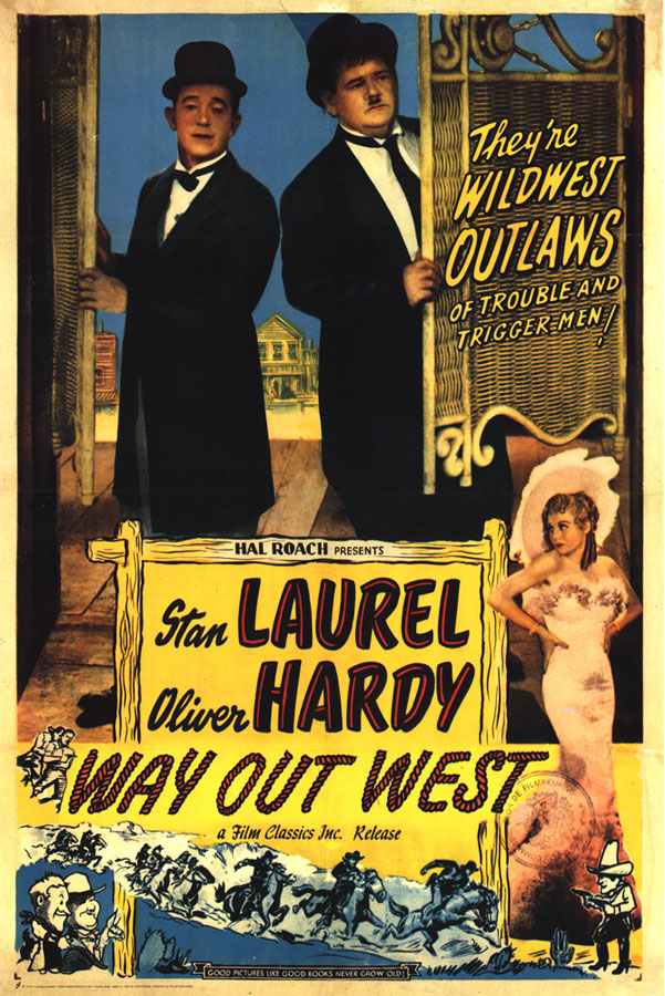 best movie classics ever made way out west 1937 one of