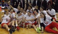 BALONCESTO-Rivas Ecópolis se hace de la Copa de la Reina 2013