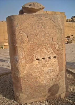 viaje Egipto Egypt Luxor Karnak escarabajo