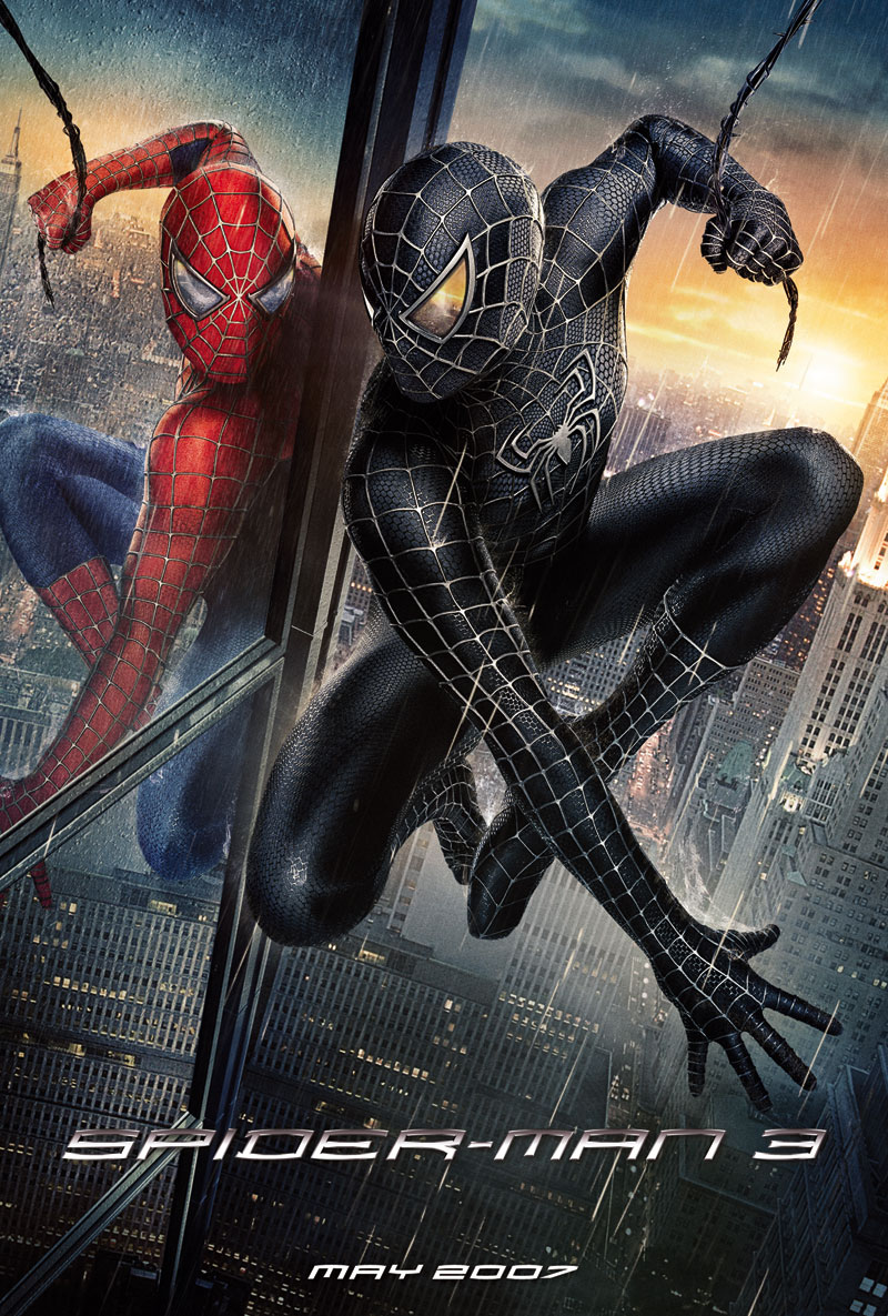 Watch Spider-Man 3 Movie Online Free 2007