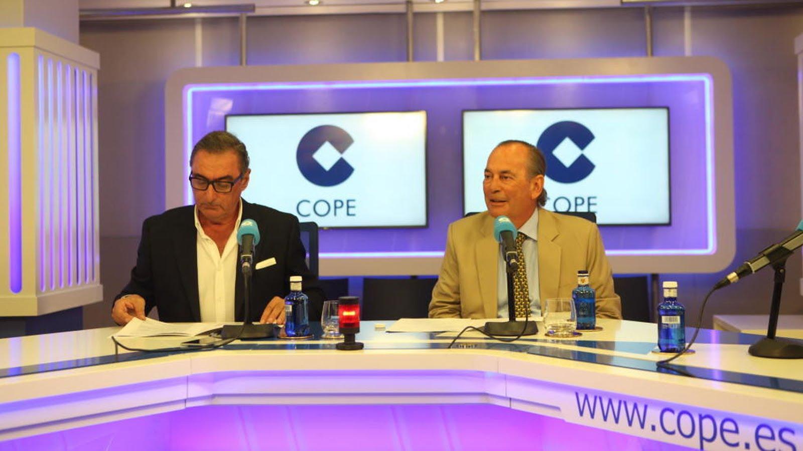 SALIDA DISCRETA DE PÉREZ DEL PUERTO (COPE)
