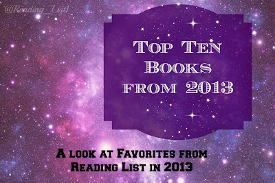 Top Ten Books from 2013  {Reading List}