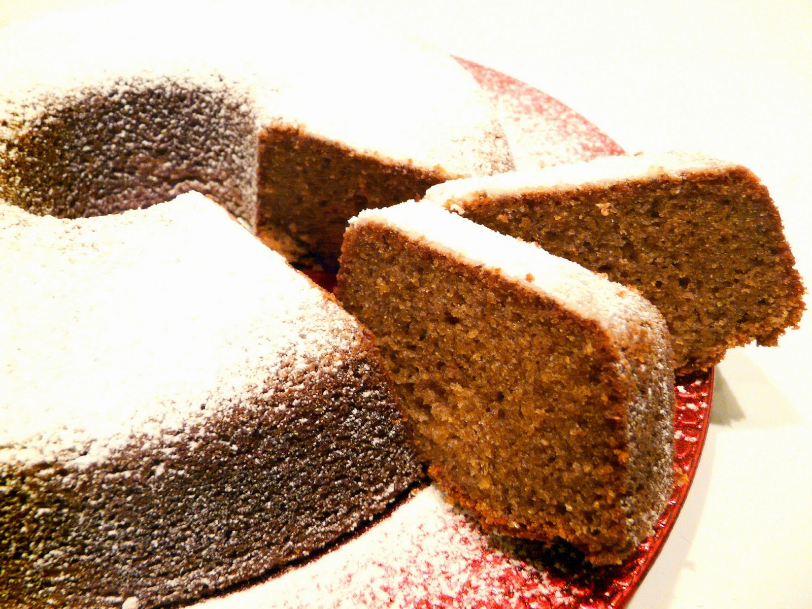 L'Ardéchois : le cake à la crème de marrons