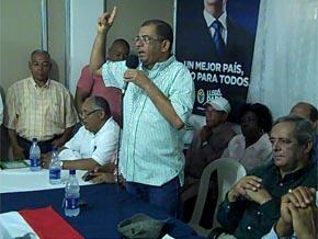 Jorge Frías advierte primero derrotarán a Leonel y Danilo; luego irán a por Juancito