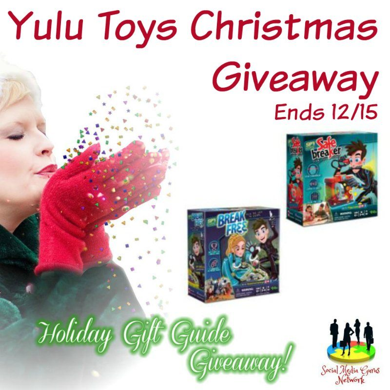 Yulu Toys Giveaway