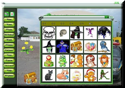 تحميل برنامج Magic Photo Editor مجانا لتعديل الصور و اضافة الاطارات