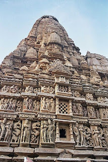 Khajuraho Temple, India