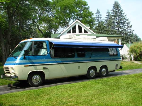 Used gmc motorhomes for sale by owner autos post for Gmc motor homes for sale